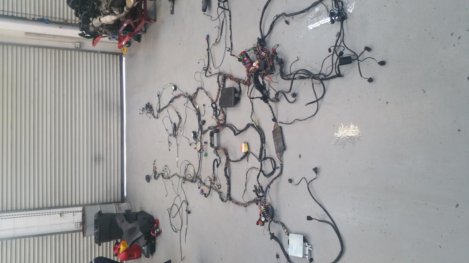 Audi Harness  for swap.