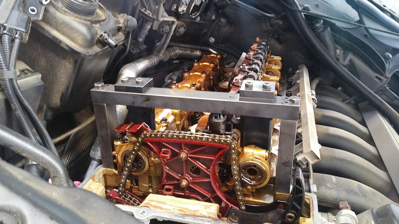 N52 Vanos repair