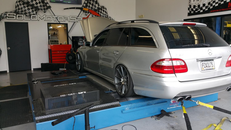 E55 Amg Wagon Solo Motorsports