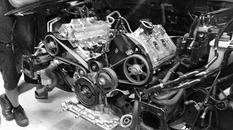 700 hp A6 Wagon