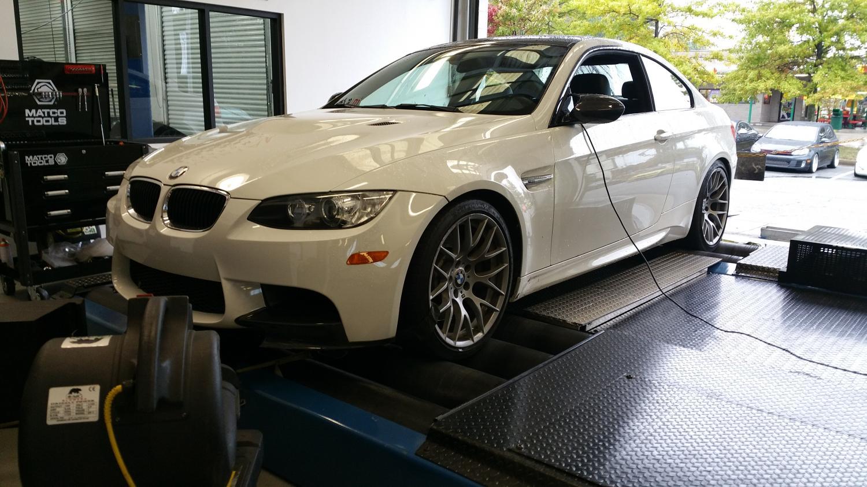 E92 M3 in for Custom tuning