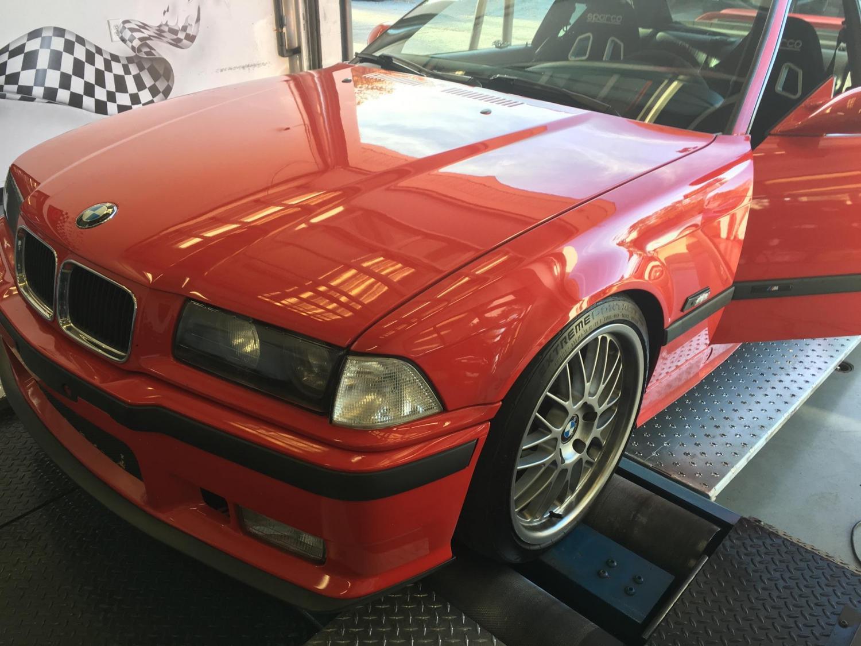 E36  M3 Tuning