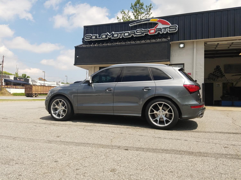 Audi Q5s