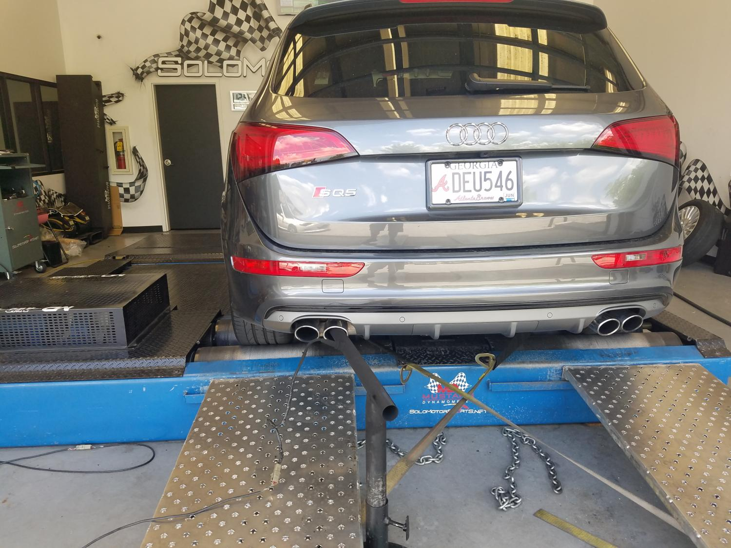 Q5 S Stage 2 tuning