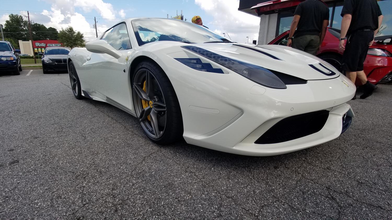 Ferrari Service in Atlanta