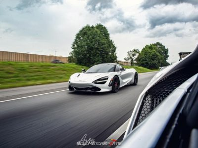 SMSTuned | Launch Edition STG2-SMS McLaren 720s
