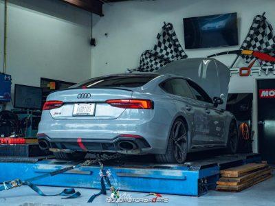 SMSTuned | SG1-SMS Audi Nardo Grey RS5 SportBack