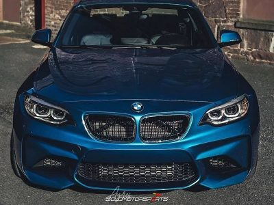 BMW F87 M2 Motion Control Suspension Installation