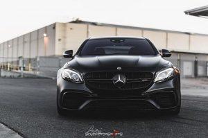 Mercedes Benz E63s Weistec Methanol Injection Install