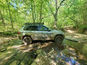 Great Outdoorsmen: Meet our epic VRSF clad Overlander BMW X5 Project