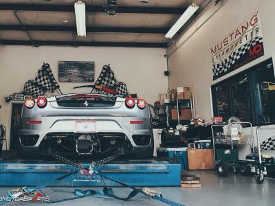SMSTuned | STG2-SMS Ferrari F430