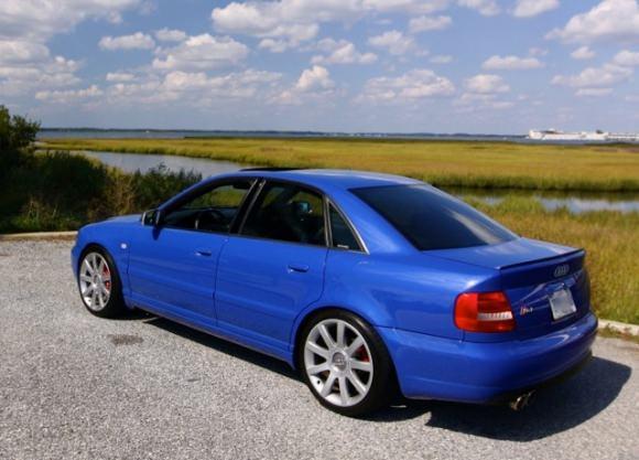 Audi S4 B5 >> Audi B5 S4 2 7t Tuning Performance Tune
