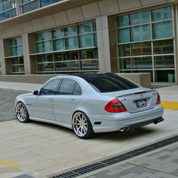 2003 Mercedes Benz E55 Amg On Hres 547