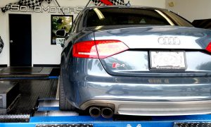 WannaGOFAST 2015 - Fastest Four Door: Solo Motorsports tuned Audi S4 3.0 L S/C