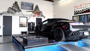 Beautiful Modified Lamborghini LP560