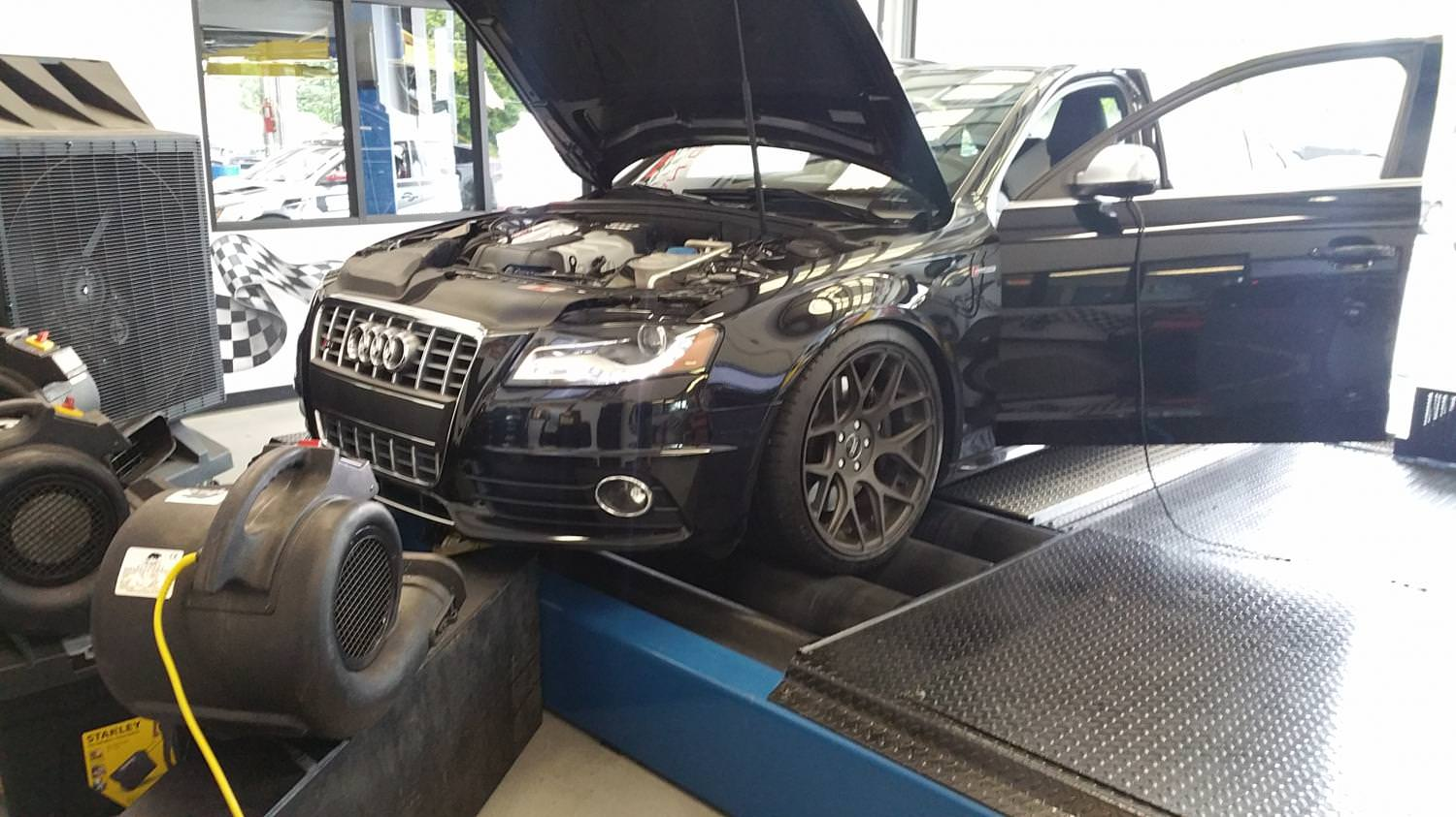 B8 S4 Flash Tune V S Custom Solo Motorsports