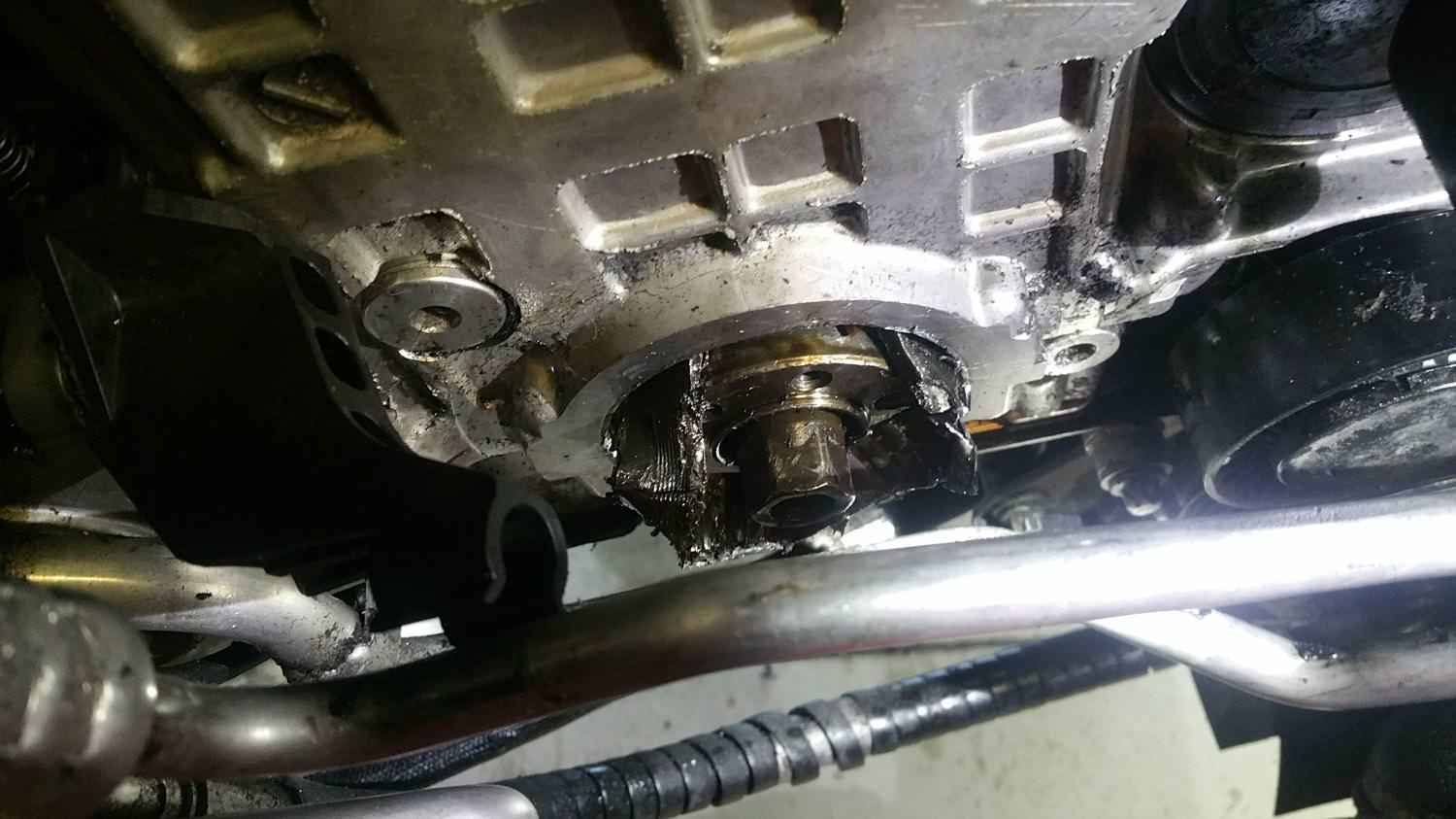 Bmw Belt Seal Issue Solo Motorsports