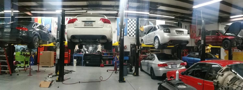 Audi Solo Motorsports