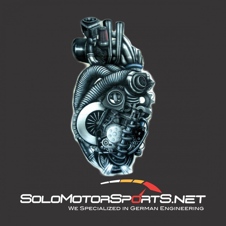Heart Of Solo Motorsports Solo Motorsports