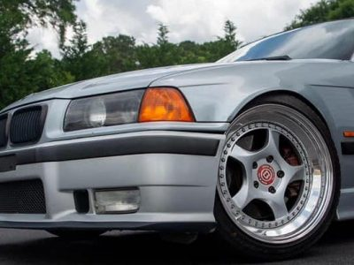 Respect Your Elders | Classic BMW: Edo's E36 M3 Sedan