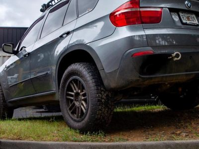 Do You Even Lift Bro?! VRSF Clad Overlander Lifted Diesel BMW X5