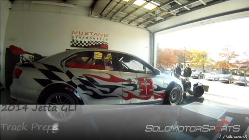 2014 Jetta Racecar Solo Motorsports
