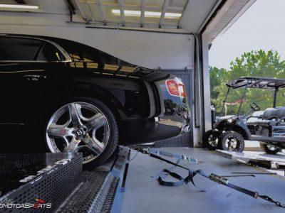 Fast Money: STG1-SMSTuned Bentley Flying Spur W12 S