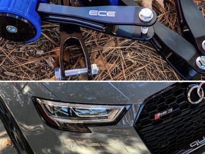 #TeamSMS Shop Audi RS3 Swag: East Coast Euro LLC DogBone Mounts
