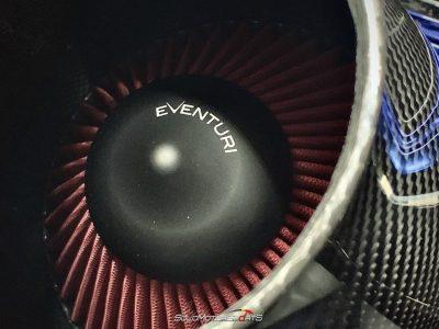 BACK IN STOCK! Eventuri Carbon Fiber Stage 3 Intake System for Audi RS3
