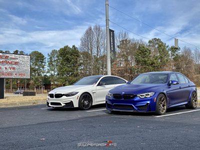 ///MPower | BMW M3CS Saloon + M4 Coupe