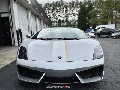 Solo Highlight | Special Edition Valentino Balboni Lamborghini Gallardo LP550-2