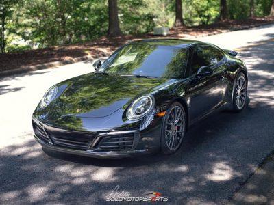 SMSTuned | STG1 991.2 Porsche 911 Carrera S