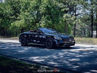 SMSTuned | Mercedes Benz STG1-SMS AMG S63 Vert
