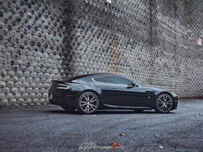 Motul Maintenance + Upkeep | Aston Martin Vanquish V8 N420 Edition