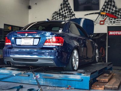 SMSTuned | Full Bolt On STG2-SMS BMW N55 135i Coupe