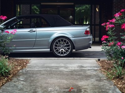 Curated Fitment | Rob's E46 M3 Bilstein Coilovers + Ground Control System install