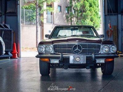 Solo Classic | Mercedes Benz 450SL