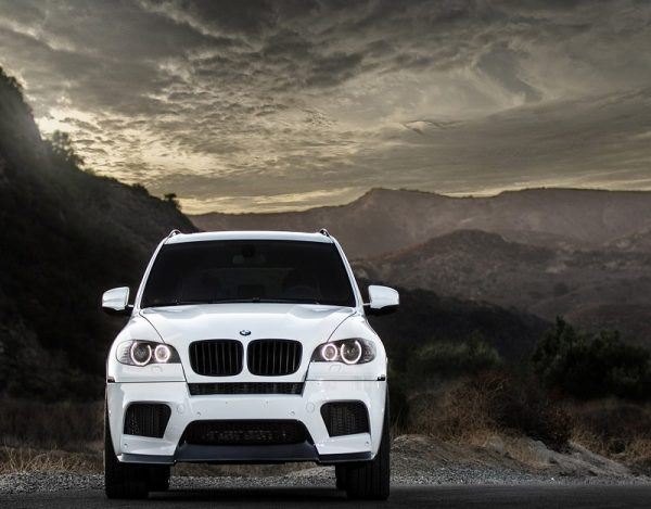 BMW E70 X5M S63TT Tuning