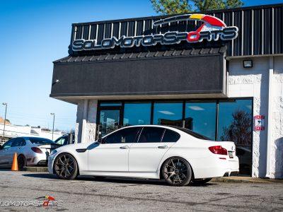 BMW M5 Coilover Suspension Kit