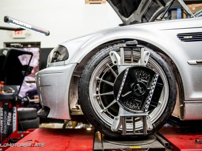 Alignment and Tire Balance