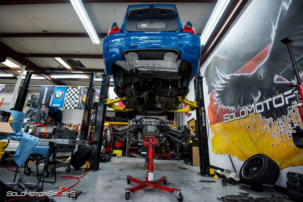 BMW E46 M3 Subframe Reinforcement