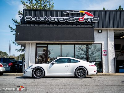 Recent Action at Solo Motorsports