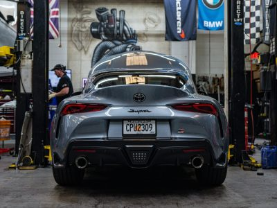 SMSTuned | CTS Turbo Mk5 Toyota Supra