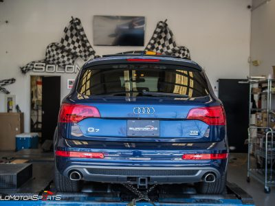 Testing Power Output of Audi/VW Diesel Scandal Fix