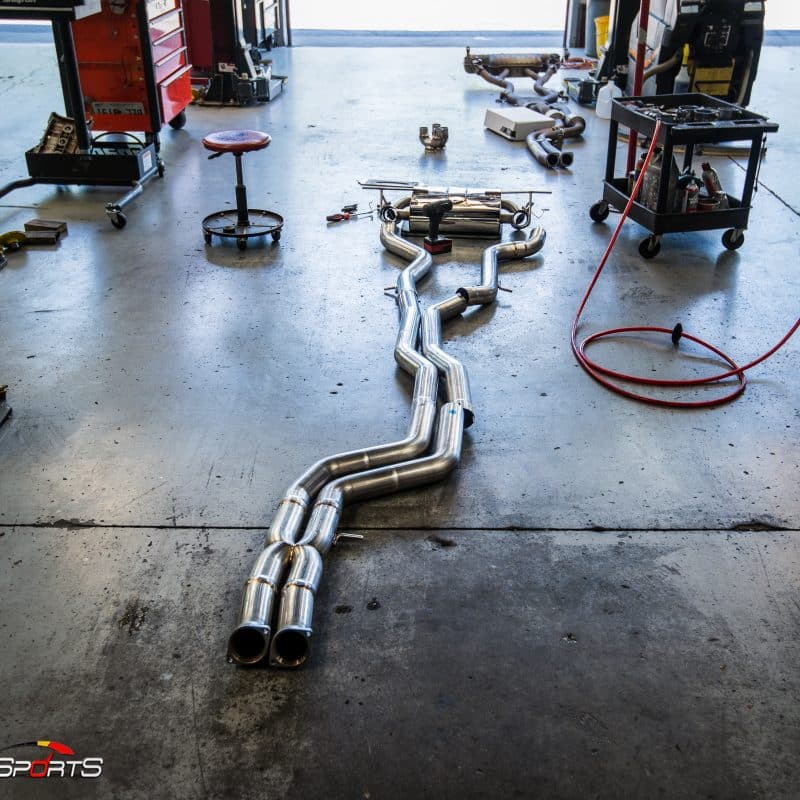fabrication exhaust custom exhaust full exhaust installation muffle xpipe hpipe x h pipe muffler delete catback downpipe headers welding tig mig electronic cutouts valve dumpvalve one stop shop atlanta ga performance