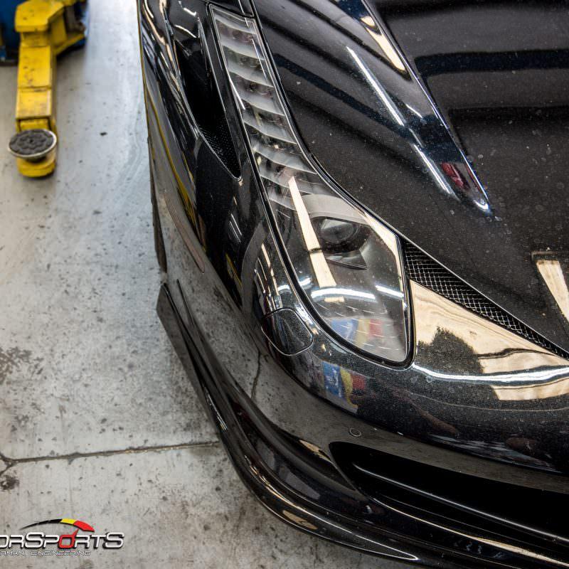 Ferrari 458 Italia Solo Motorsports