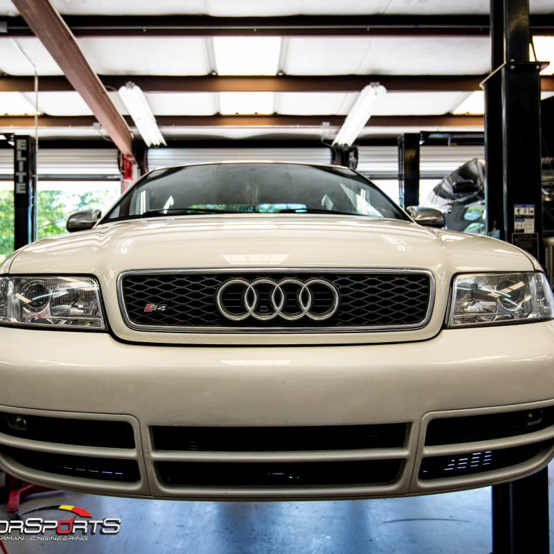 audi b5 s4 in for new tires
