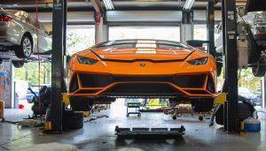 Fabspeed Motorport Valvetronic Supersport X-Pipe Install   Lamborghini Huracan