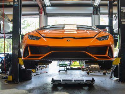 Fabspeed Motorport Valvetronic Supersport X-Pipe Install | Lamborghini Huracan
