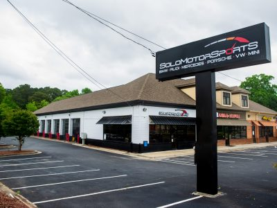 SOLO 5: Opening Soon! Our newest facility Lawrenceville GA